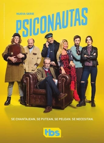Poster of Psiconautas