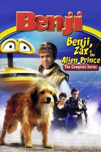 Poster of Benji, Zax & the Alien Prince