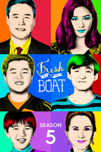 Fresh Off the Boat 5ª Temporada - Poster