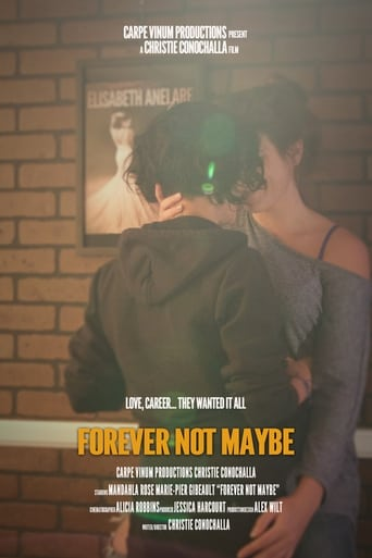 Poster of Forever Not Maybe
