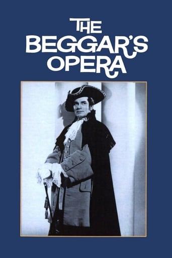 Poster of The Beggar's Opera