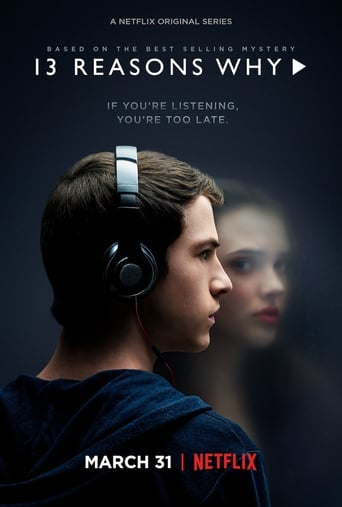 Poster of 13 Reasons Why