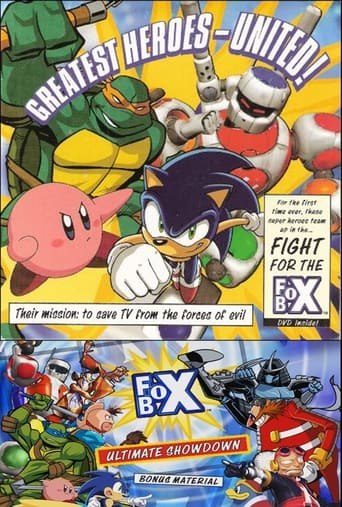 Poster of The Fight for the Fox Box