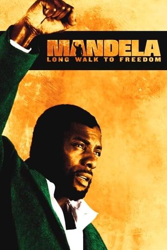 Poster of Mandela: Long Walk to Freedom