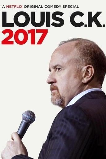 Poster of Louis C.K. 2017