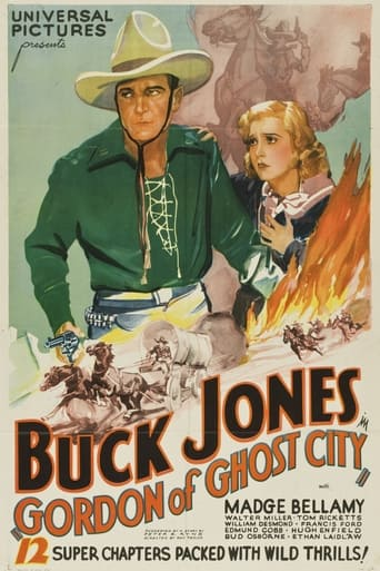 Poster of Gordon of Ghost City