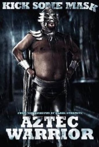 Poster of Aztec Warrior