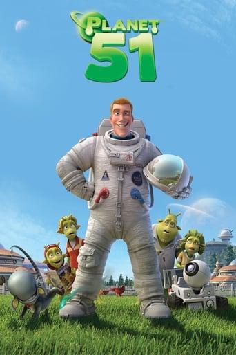 Poster of سیاره ۵۱