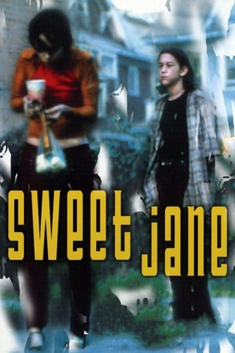 Poster of Sweet Jane