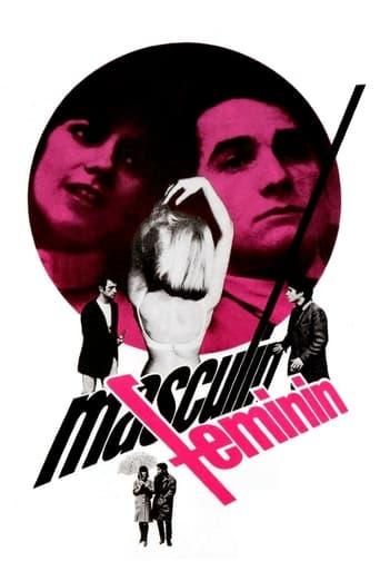 Poster of Masculin Féminin