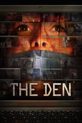 Poster of The Den