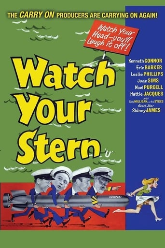 Poster of Watch Your Stern