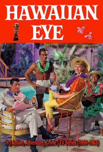 Poster of Hawaiian Eye