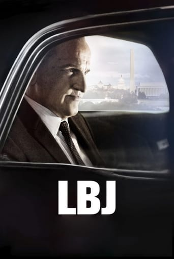 Poster of LBJ (Lyndon B. Johnson)
