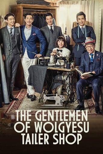 Poster of The Gentlemen of Wolgyesu Tailor Shop