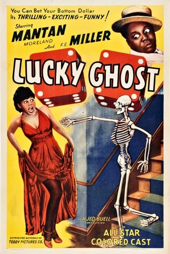 Poster of The Lucky Ghost