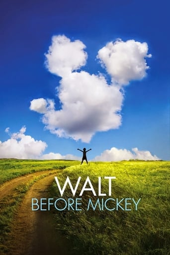 Poster of Walt Before Mickey
