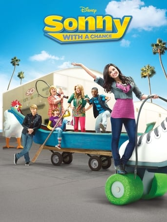 Poster of Sonny with a Chance