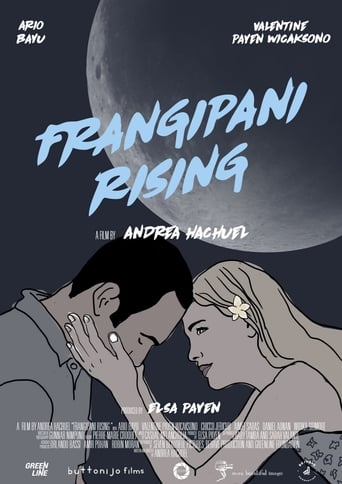 Poster of Frangipani Rising