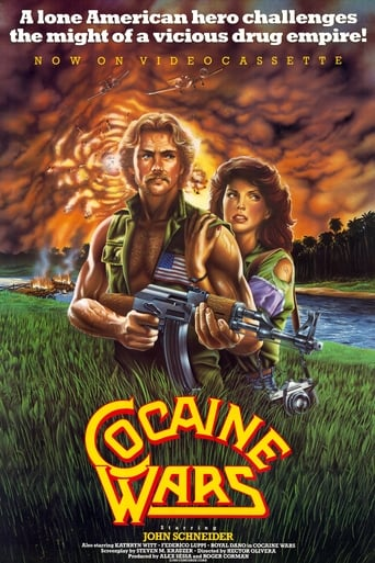 Poster of Cocaine Wars