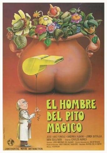 Poster of El hombre del pito mágico