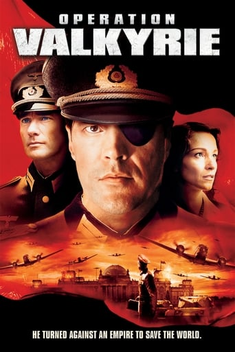 Poster of Operation Valkyrie