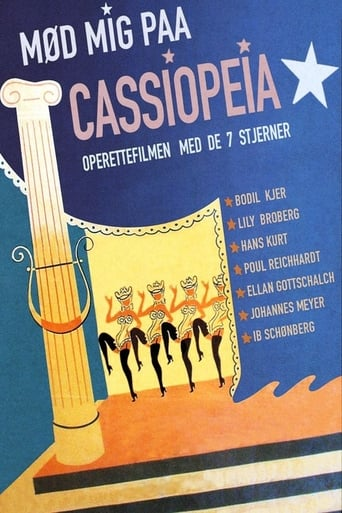 Poster of Mød mig på Cassiopeia