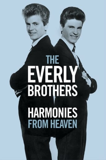 Poster of The Everly Brothers - Harmonies From Heaven