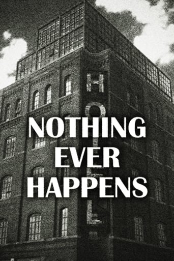 Poster of Nothing Ever Happens