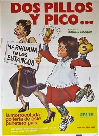 Poster of Dos pillos y pico