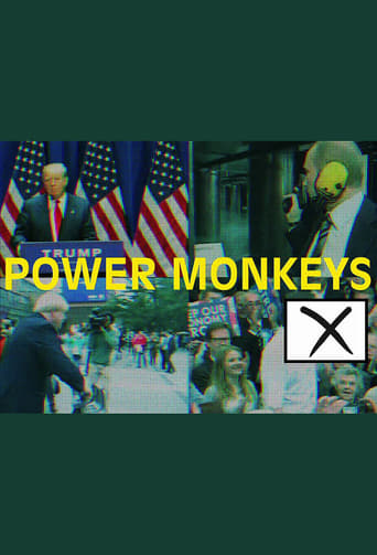 Poster of Power Monkeys