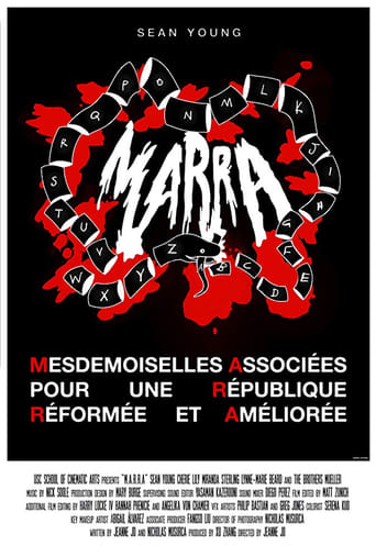 Poster of M.A.R.R.A