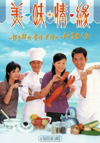 Poster of A Taste of Love