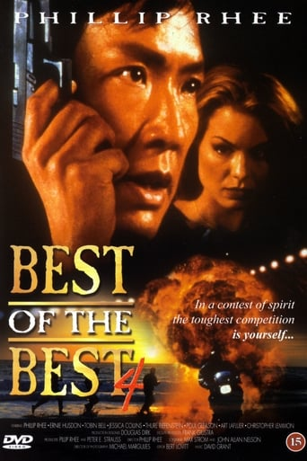 Poster of Best of the Best 4: Without Warning