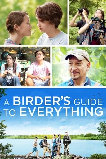 Poster of Ptačí průvodce pro všechno