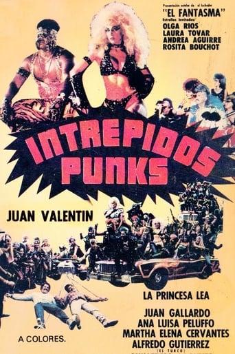 Poster of Intrépidos punks