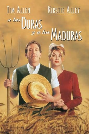 Poster of A las duras y a las maduras