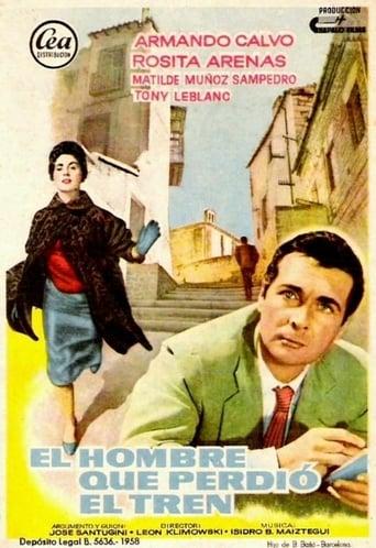 Poster of El hombre que perdió el tren