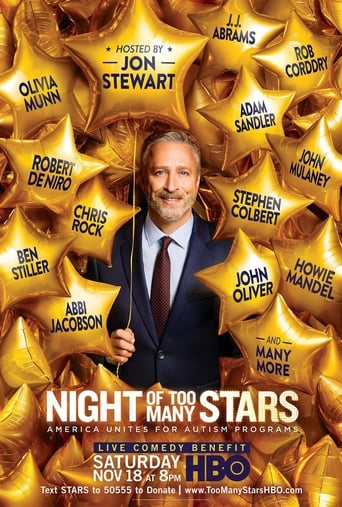 Poster of Night of Too Many Stars