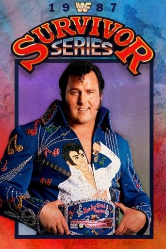 WWE Survivor Series 1987