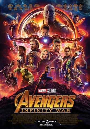 Poster of Avengers - Infinity War