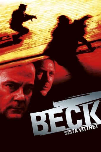 Poster of Beck 16 - The Last Witness