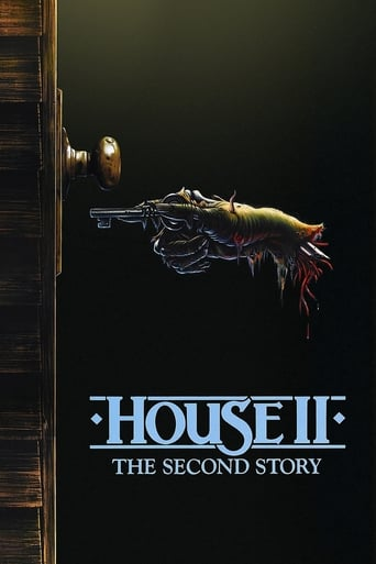 Poster of House II: The Second Story