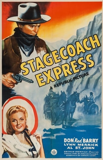 Poster of Stagecoach Express