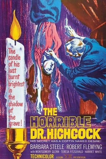 Poster of The Horrible Dr. Hichcock