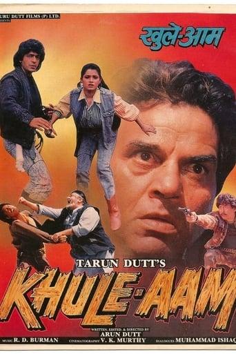 Khule-Aam poster