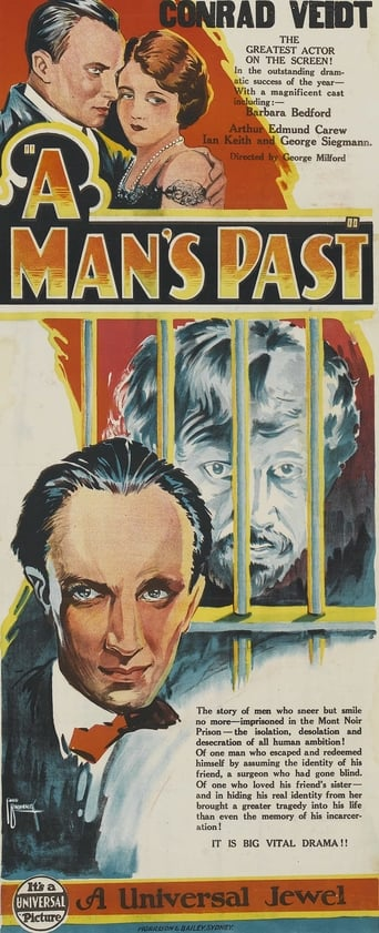 Poster of A Man's Past