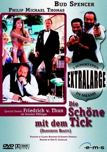 Poster of Extralarge: Black and White