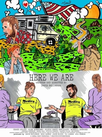Poster of Here We Are