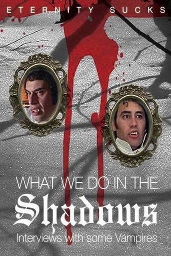 Poster of What We Do in the Shadows: Interviews with Some Vampires